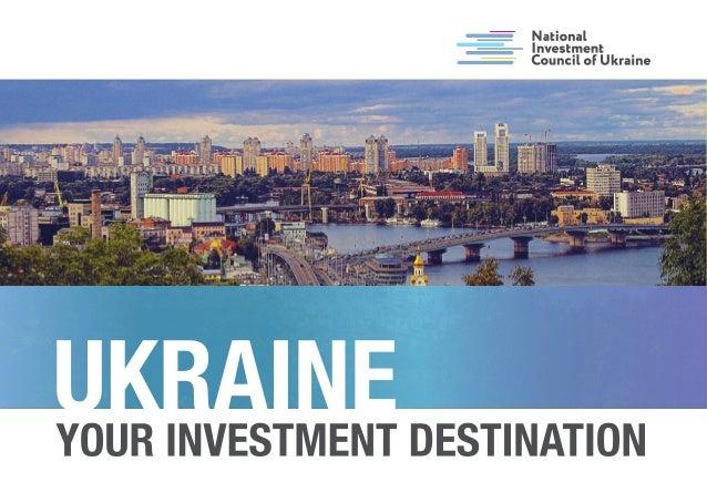 Ukraine - Your Investment Destination