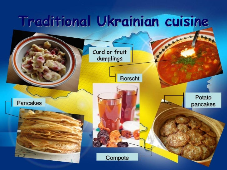 Ukrainian Food Online