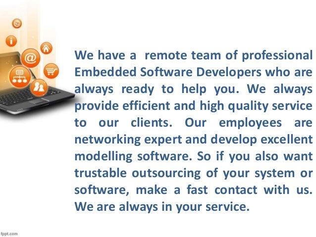 Ukraine's Experts of Embedded Software  Slide 3