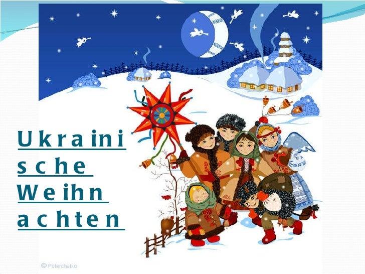 Ukrainische Weihnachten
