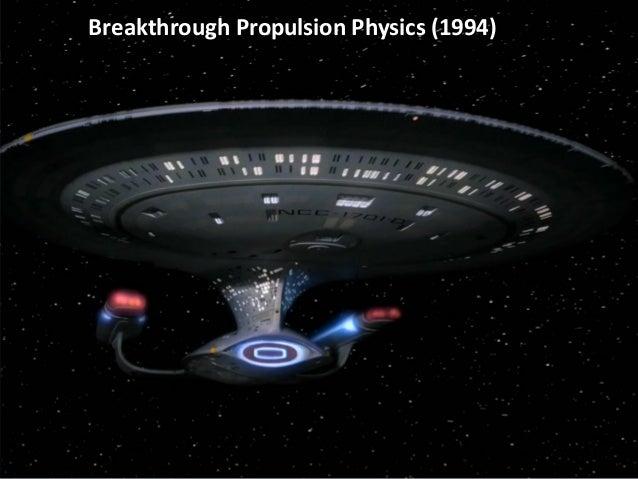 nasa breakthrough propulsion physics program - photo #2