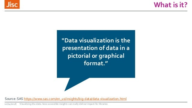 UKSG 2018 Breakout- Visualising the data: how accessible insights can really deliver impact for libraries- Burke Slide 3