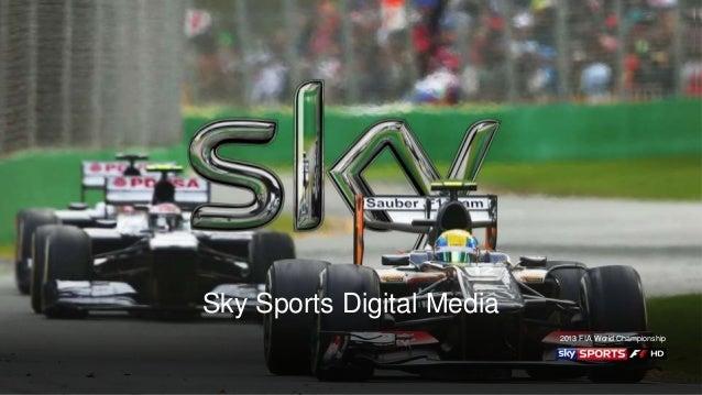 Sky Sports Digital Media 2013 FIA World Championship