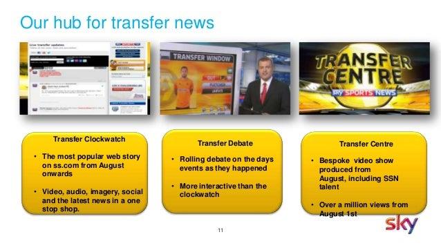 SkySports Transfer Deadline Day