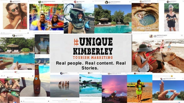 Real people. Real content. Real Stories..
