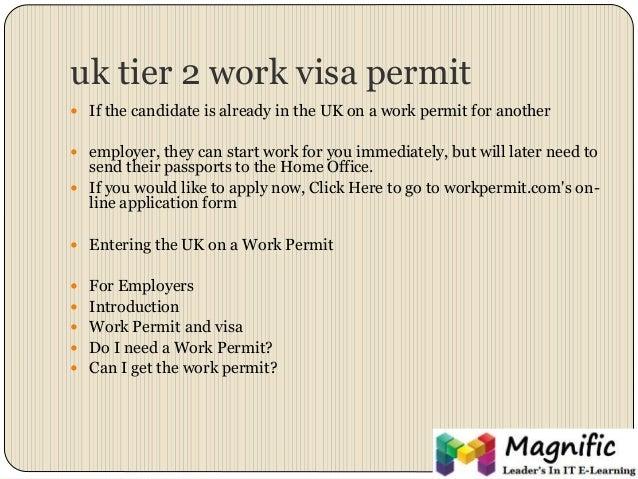 uk tier 2 work visa permit. Black Bedroom Furniture Sets. Home Design Ideas