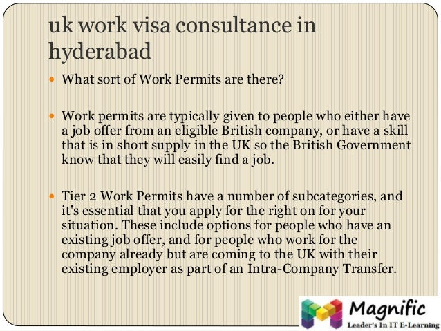 application for work permit visa from india