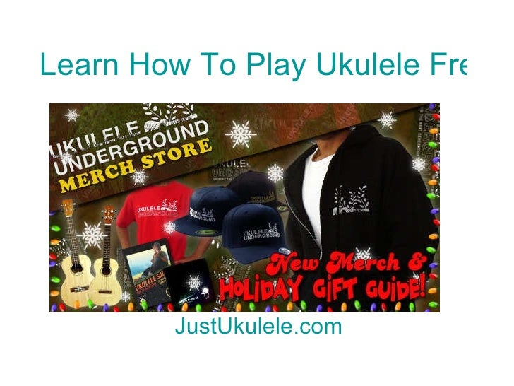Ukulele Chords Happy Birthday