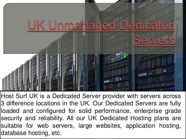 Dedicated server adalah b f