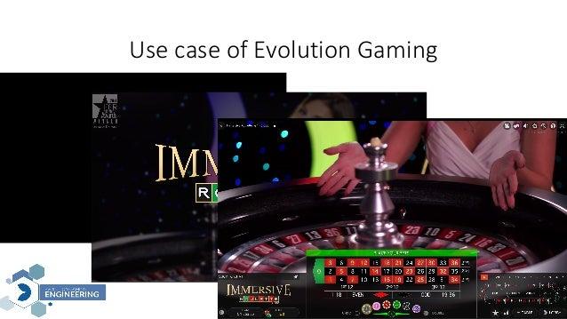 UsecaseofEvolutionGaming 5