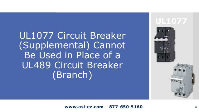 Ul489 Miniature Circuit Breakers Allen Bradley 1489 M2c020