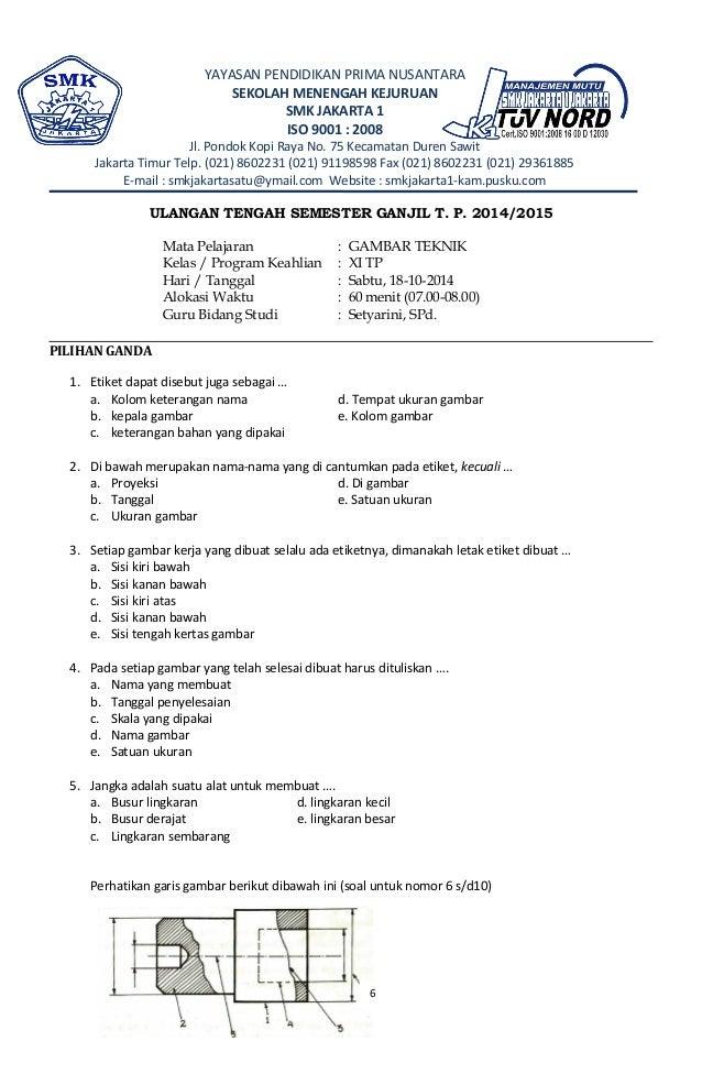 Contohsoal Dasar Desain Grafis Kelas 10 Semester 2