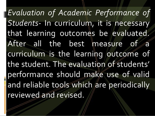 curriculum implementation and evaluation essay Curriculum development and implementation curriculum development  chapter 10 curriculum development and implementation  effective evaluation is an integral.