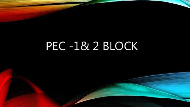 pec block