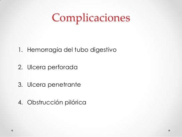 Tratamiento  En tratamiento endoscópico con termo coagulación o aplicación de pinzas endoscópicas es el estándar, ya que ...