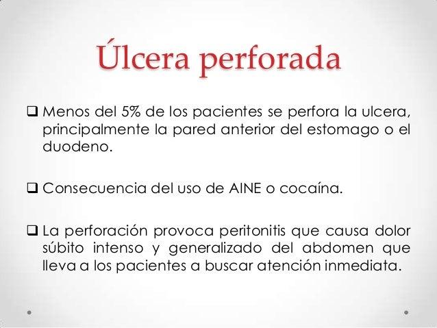 Obstrucción pilórica  En menos del 2% hay obstrucción por edema o estenosis cicatrizal del píloro o el bulbo duodenal.  ...