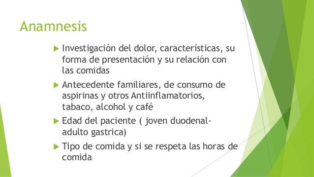 EXAMENES COMPLEMENTARIOS ENDOSCOPIA RADIOLOGÍA Fibrovideoendoscopia es el procedimiento de elección para el diagnostico de...