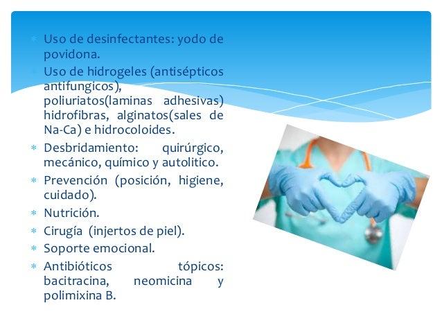 Protocolo de curación herida  cavitada infectada  UBICAR AL PACIENTE EN POSICION  ADECUADA PARA FACILITAR EL  DRENAJE DEL ...