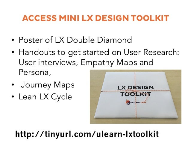 Connected Design - ULearn 2016