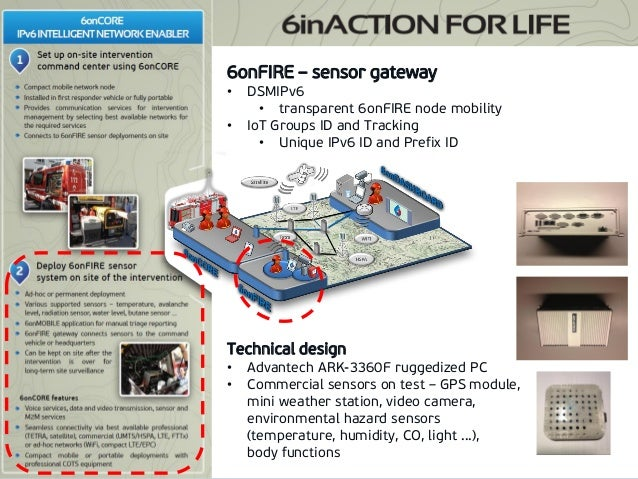 Smart communication solution in emergency situations 2013
