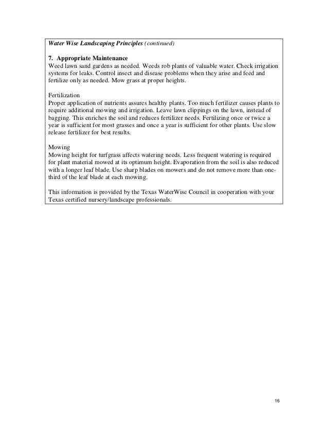 urban landscape guide manual san antonio texas rh slideshare net Nce Exam Study Guide SHRM Exam Study Guide