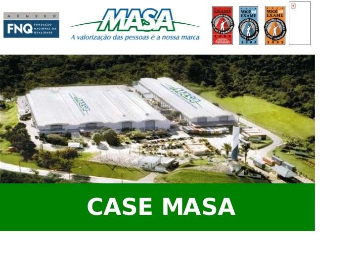 CASE MASA