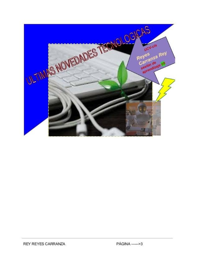 Ultimasnovedadestecnologicas (1) Slide 3
