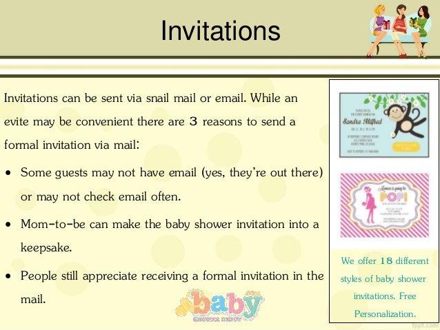 Invitations Invitations ...