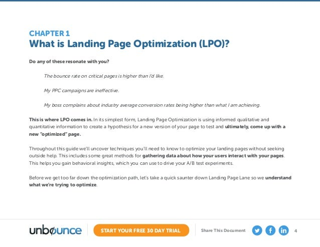 the ultimate guide to landing page optimization rh slideshare net Chapter 29 Apush Quizlet Divergent Summary Chapter 29