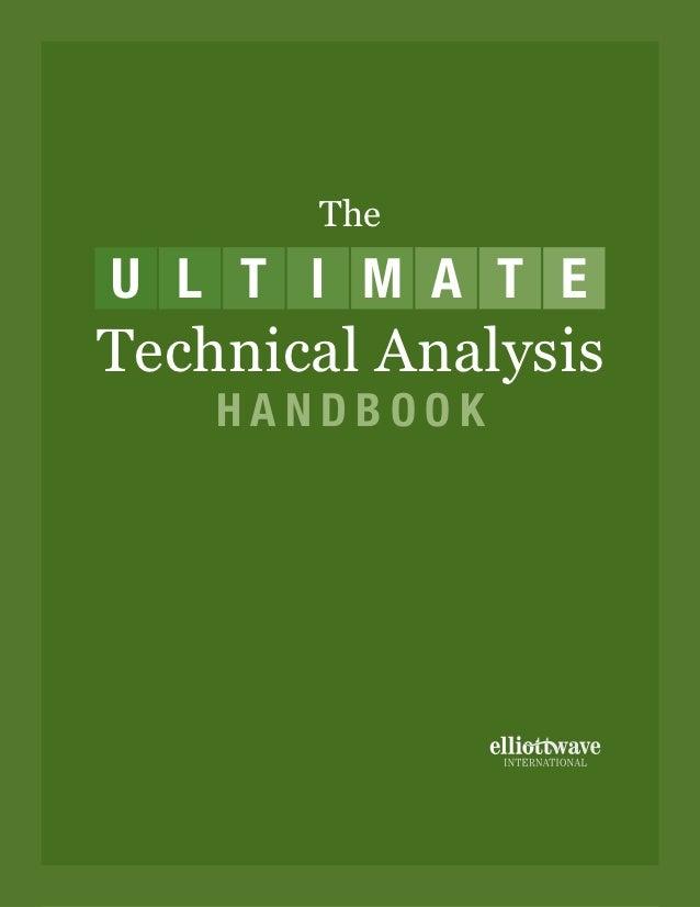 TheU L T I M A T ETechnical Analysis    HANDBOOK