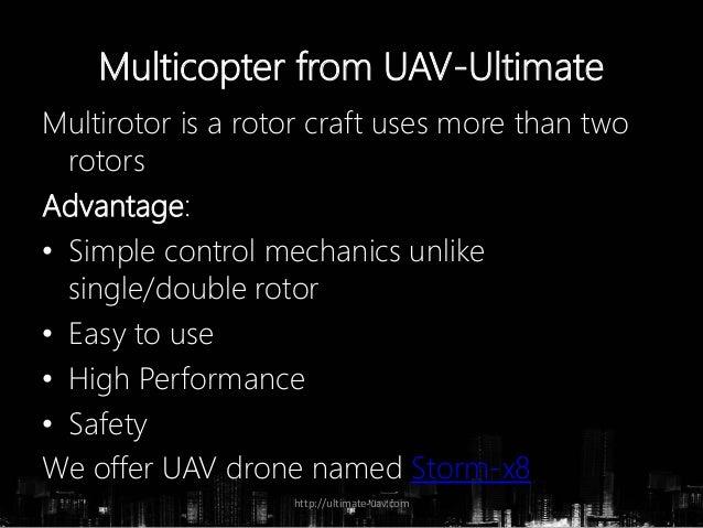 Ultimate UAV - Drone Manufacturer and Designers in Dubai Slide 3