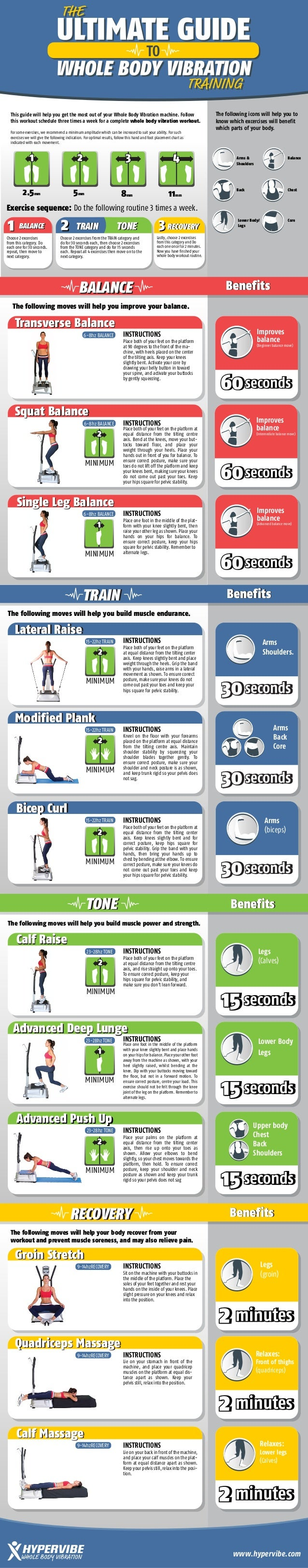 Guide To Whole Body Vibration Workout