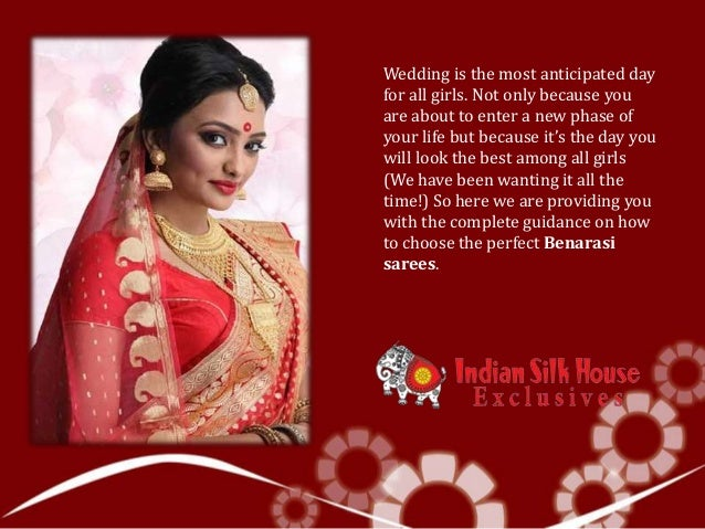 22823cc1fa2dd8 Ultimate guide to choosing the perfect benarasi saree for your wedding