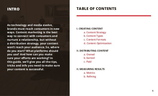 The Ultimate Guide to Content Distribution Slide 2