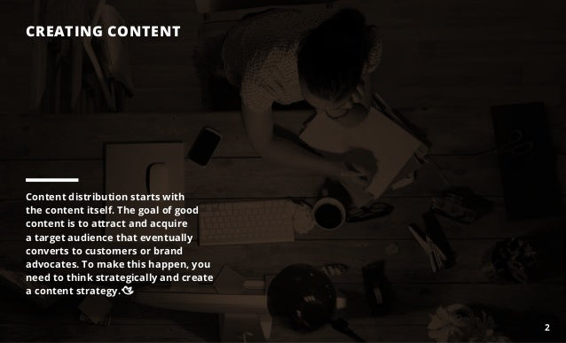 The Ultimate Guide to Content Distribution Slide 3