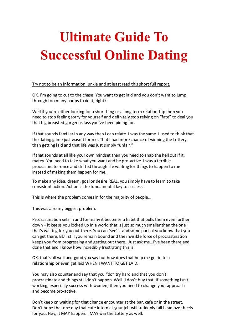 Best way to get laid online