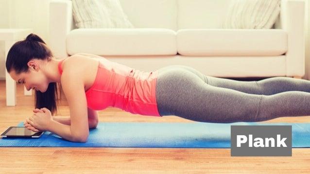 Kneeling push-ups