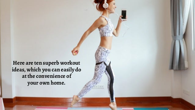 Best Workout Routines For Home: