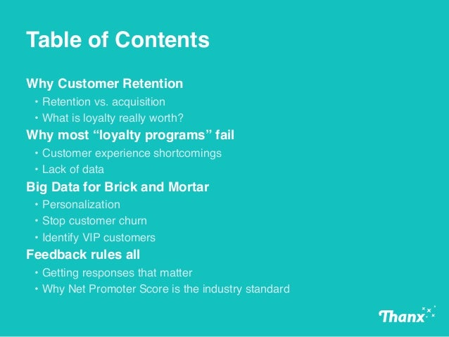 The Ultimate Guide to Customer Loyalty in 2017 Slide 2