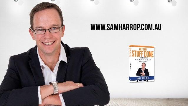 SAM HARROP WWW.SAMHARROP.COM.AU