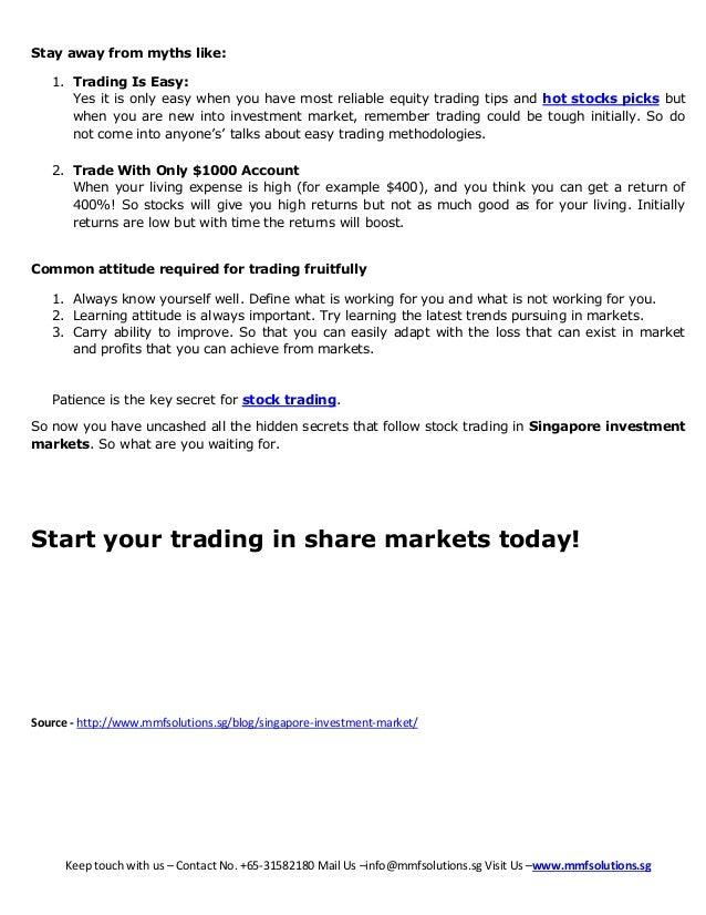 Easy stock trading secrets зарабатываем биткоины без вложений