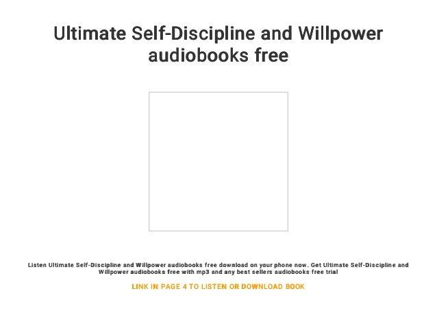 Personality development audio mp3 daily discipline free download.