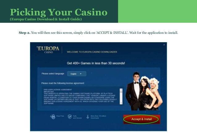Online europa casino ita brand support harrahs casino alabama
