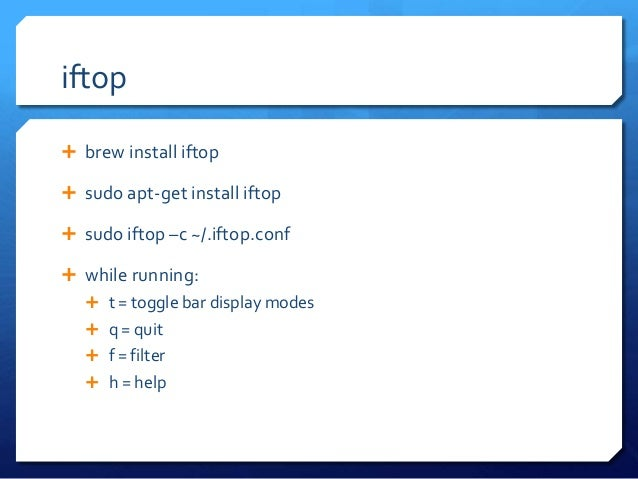 Install htop brew | Monitor processes, CPU and RAM with htop