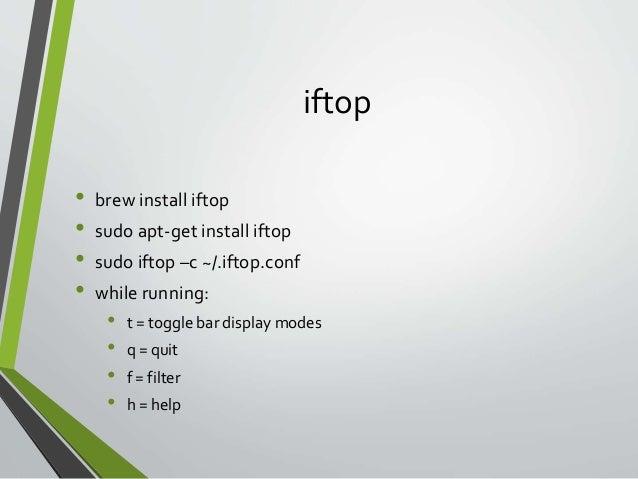 Ultimate Unix Meetup Presentation