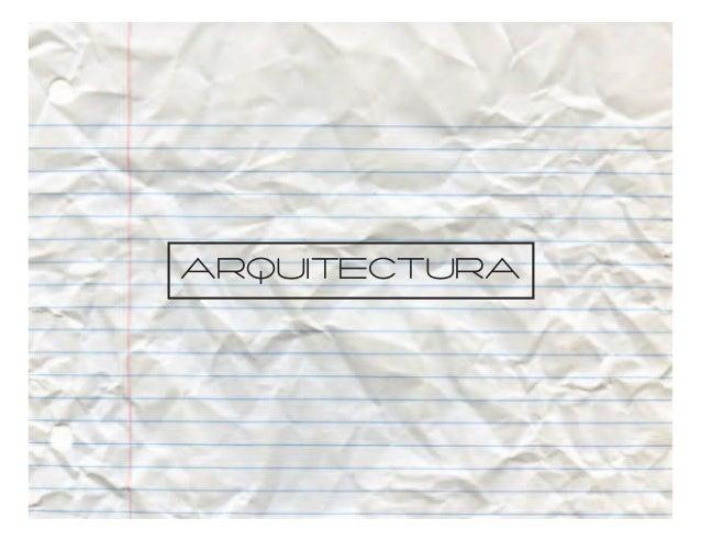 Portafolio materia viva arquitectura for Arquitectura materias