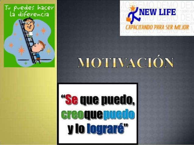         Motivación es una palabra clave para una empresa. Es la esencia y factor por excelencia para el éxito, la prod...
