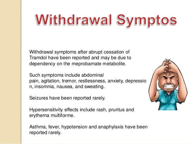 tramadol withdrawal
