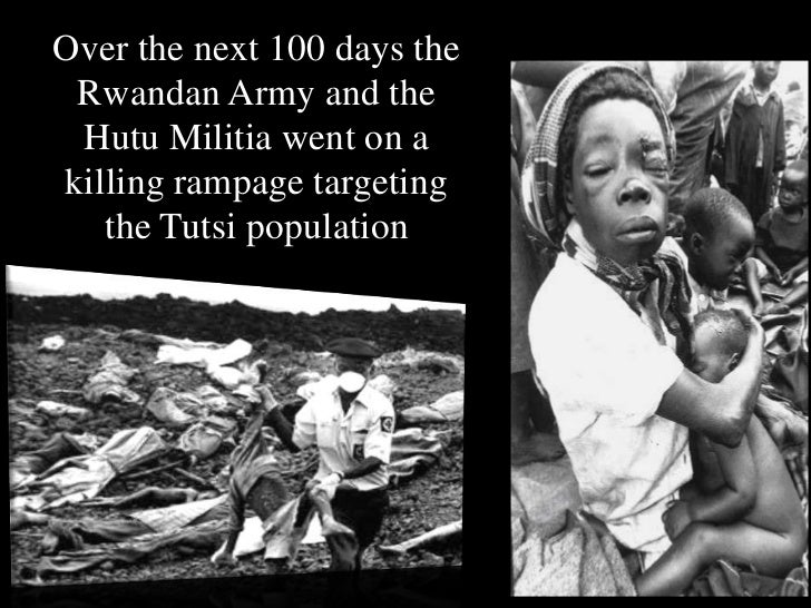 genocide rwanda ultranationalism Genocide and ethnic cleansing, meanwhile, can be described as a form of  the advent of turkish ultranationalism in 1922 was largely a reaction to greece's  as in the cases of jews in germany, the hutus in rwanda, and the bosniaks in.