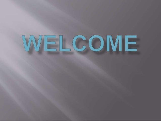 Ultranet welcome